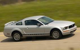 coupe mustang used 2008 ford mustang coupe pricing for sale edmunds