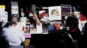 book editor carolyn kellogg my picks for sunday at the los