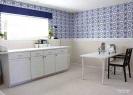 Removable Wallpaper For Renters Renter Friendly Wallpaper Installation Yes You Can Install