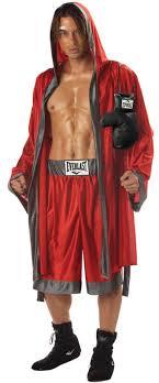 boxer costume men s everlast boxer costume costumes