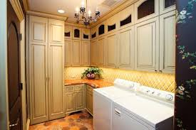 projects village cupboards upstairs laundry room with faux
