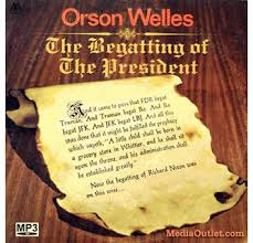drive full album mp3 orson welles the begatting of the president lp record comedy album
