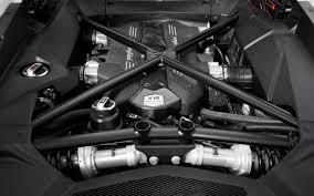 inside lamborghini 2016 lamborghini aventador sv roadster engine mustcars com
