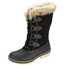 womens duck boots payless womens rugged outback summit boot payless shoesource polyvore