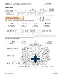 adding decimal numbers worksheet addition worksheets by math crush