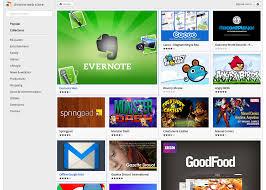 new google homepage design google debuts really slick really fast new chrome web store pics