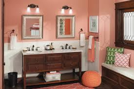 Bathroom Accessories Bronze by Moen Eva Bathroom Traditional With Bath Lighting Bathroom