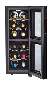 amazon com haier 8 bottle bottle wine cellar with electronic