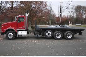 2009 kenworth truck flatbed trucks