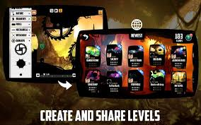 newest apk badland apk free adventure for android apkpure