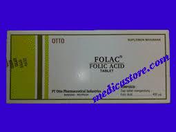 Obat Folac aminofluid 1000 ml