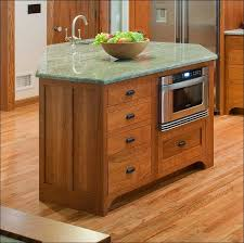 modern kitchen island cart interior design
