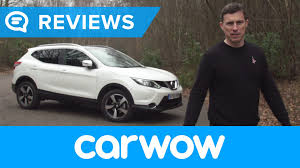 nissan qashqai automatic review nissan qashqai suv 2017 review mat watson reviews youtube