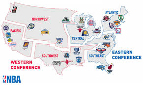 nba divisions map a bittersweet month in october