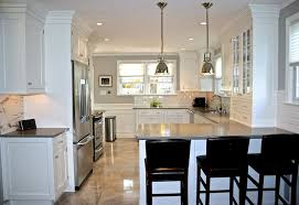 remarkable plain kitchen peninsula with seating best 25 kitchen