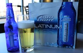 bud light gold can rules first taste bud light platinum beer street journal