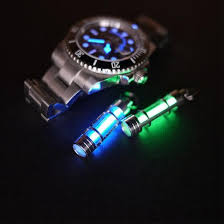 glow fob 19 best tritium isotope glow fob keychain images on