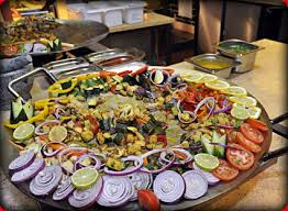 Buffet Around Me by Best Halal Restaurants In Manchester Five Adventurers