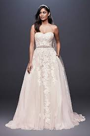big wedding dresses wedding dresses gowns for your big day david s bridal