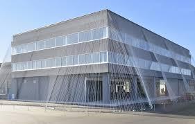 nissan japan headquarters komatsu seiren