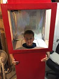 how to build a working claw machine halloween costume alexander