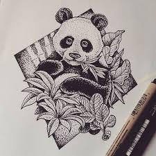 panda tattoo designs page 3 tattooimages biz
