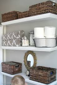 Small Bathroom Organization Ideas Small Bathroom Storage Ideas Pinterest Oval Bath Tub Near Glass