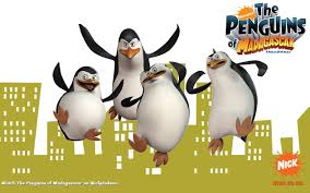 the penguins of madagascar the penguins of madagascar nick s nickelodeon widescreen wallpaper