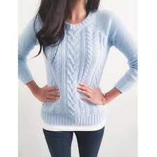 light blue cable knit sweater old navy sweaters light blue cable knit sweater poshmark