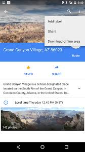 Save A Route In Google Maps by How To Use Google Maps Offline