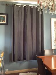 Creative Curtain Hanging Ideas Incredible Decoration Short Curtains For Living Room Impressive