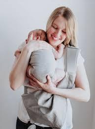 newborn carry baby
