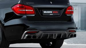brabus 2017 brabus 850 xl based on the mercedes benz gls 63 4matic