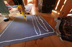 Non Slip Area Rug Pad Diy Busters No Slip Carpet Fix Gone Bad Trash Backwards Blog