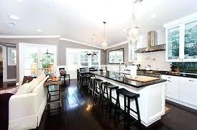 open kitchen floor plans pictures improbable open kitchen floor plans suited for your hotel s