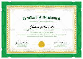 modern classy diploma award certificate by bnrcreativelab