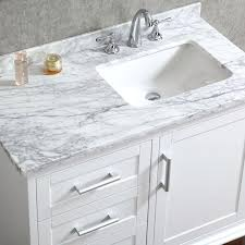 bathroom sink cabinets with marble top smart white bathroom vanity with marble top ideas best vanity sink