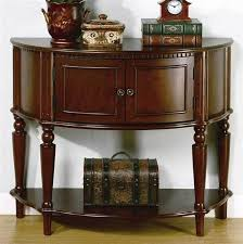 Hallway Table And Mirror Incredible Hallway Accent Table Decorating With Hallway Table And