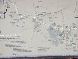 map of highway 395 oregon oregon s gold region sumpter oregon and granite oregon
