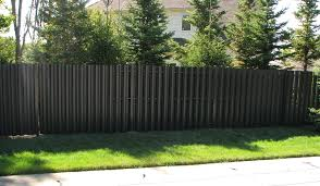 fence panels residential solid panel aluminum privacy fence
