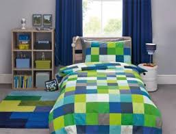 Minecraft Bed Linen - buy pixel printed bed set from the next uk online shop boys