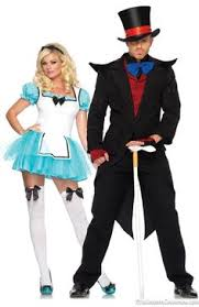 Halloween Costumes Alice Wonderland Pirate Couples Halloween Costume Couples Costumes