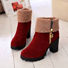 womens boots for winter aliexpress com buy boots winter high heels boots for