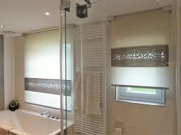 Bad Gardinen Beautiful Rollos Für Badezimmer Images House Design Ideas