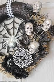 halloween wreath diy spider web halloween wreath a pumpkin and a princess