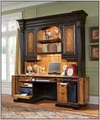 tall computer desk with hutch desk home design ideas