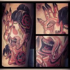 pan u0027s labyrinth by matti hixson otzi tattoo agency norfolk va
