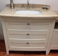 54 Bathroom Vanity Double Sink 54 Inch Double Vanity Nutmeg Solid Surface Integral Bathroom