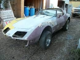 corvette project cars 79 corvette gasser project rat rod t top race car ebay
