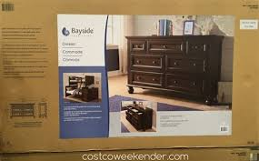 Bayside Bunk Bed Costco Bayside Bunk Bed Matching Dresser Intersafe